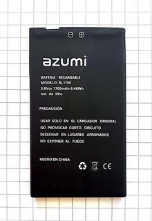 Bateria Azumi A45 1700mah 7.8cm X 4.4cm 100% Garantizada
