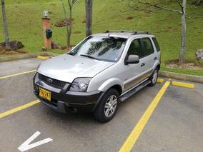 Ford Ecosport [1] 2.0 L Mt 2000cc 4x4 Excenta De Pico Y Plac