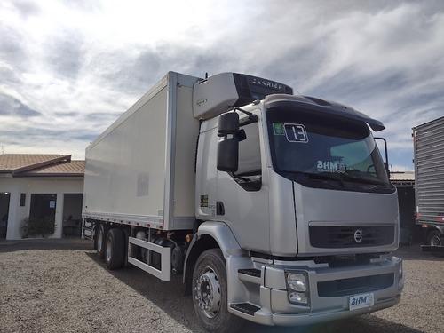 Imagem 1 de 15 de Caminhão Truck Vm 270 Impecável 2013