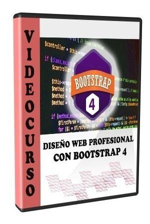 Diseño Web Profesional Videocurso Bootstrap 4
