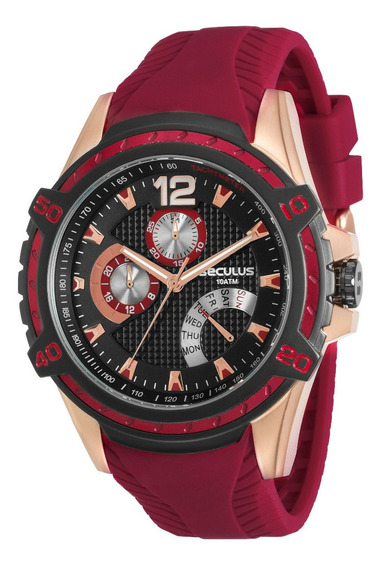 Relógio Seculus Masculino 23541gpsviu1