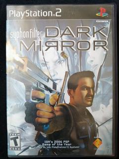 Juego Syphon Filter Dark Mirror Playstation 2