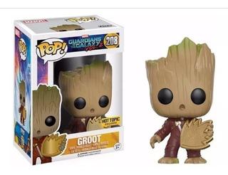 Funko Pop Groot Guardianes De La Galaxia
