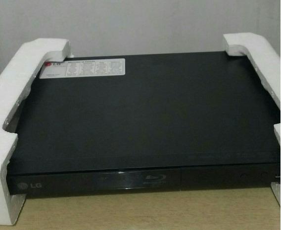 Reproductor Lg. Blu-ray Bp125