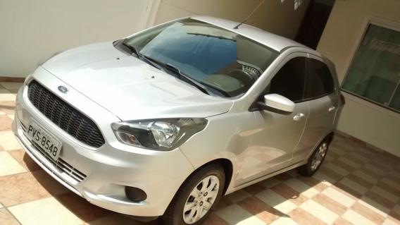 Ford Ka, 1.0, Flex, 5p, Ar, Som, Trava, Vidros, Novo