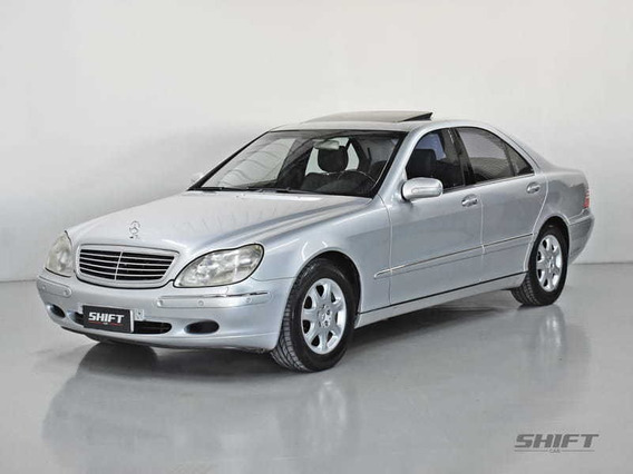 Mercedes-benz S 500 L 5.0 4p