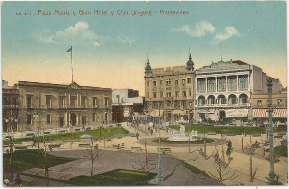 Antigua Postal Montevideo, Uruguay