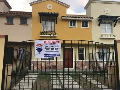 Jpj/ Casa Amueblada En Real Solare