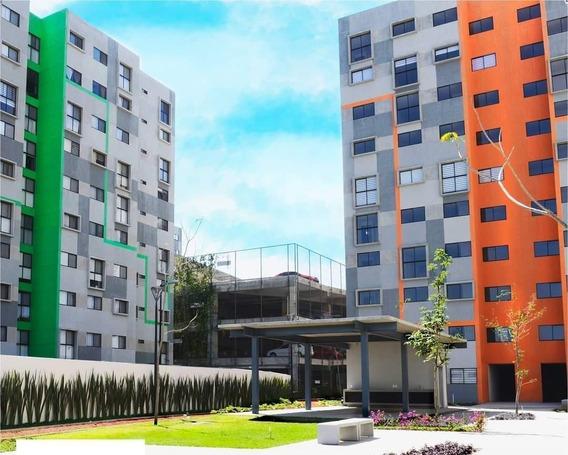 Departamento En Renta En La Aurora, Guadalajara