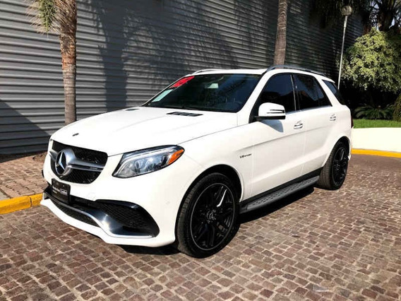 Mercedes-benz Clase Gle 5p Gle Amg 63 V8/5.4/t Aut