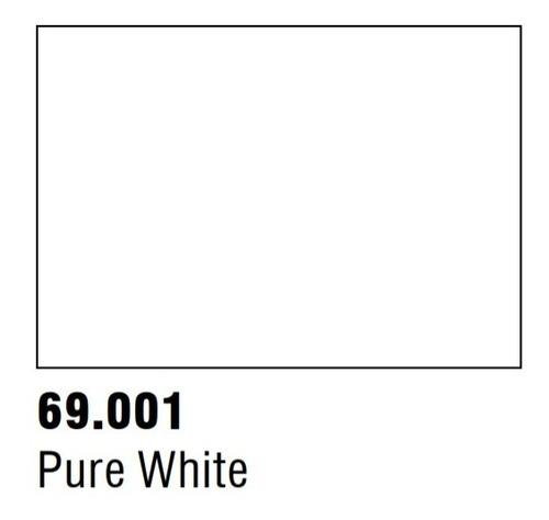 Vallejo 69001 Pure White Mecha Tinta 17ml