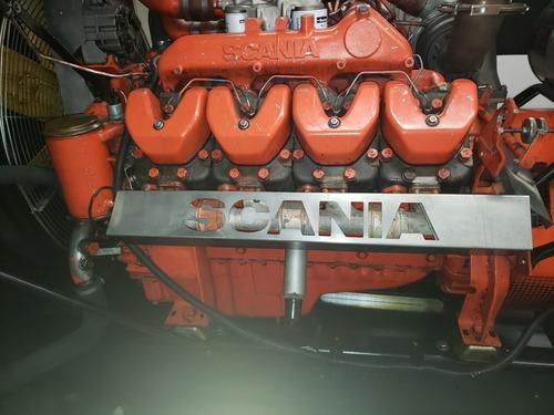 Imagem 1 de 5 de Manutenção De Motores Estacionários Cat, Scania, Perkins