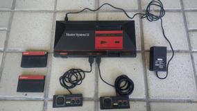 Master System 2 (2 Jogos Orig. + 2 Controles Orig.)