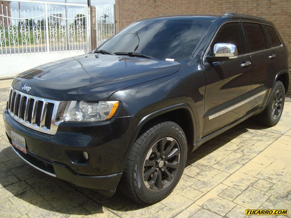 Jeep Grand Cherokee Limited 4x2 - Automática