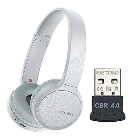 Sony Wh-ch510 Inalámbrica En La Oreja Los Auriculares (blan