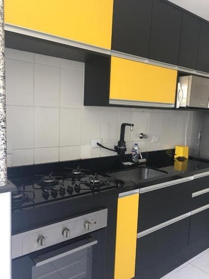 Cobertura Com 2 Dormitórios À Venda, 116 M² Por R$ 500.000 - Interlagos - São Paulo/sp - Co0233
