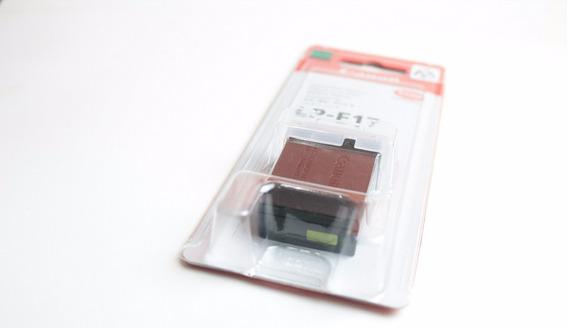 Bateria Lpe17 Canon Original T6i E Para T6s