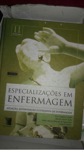 Colecao De Livros De Enfermagem