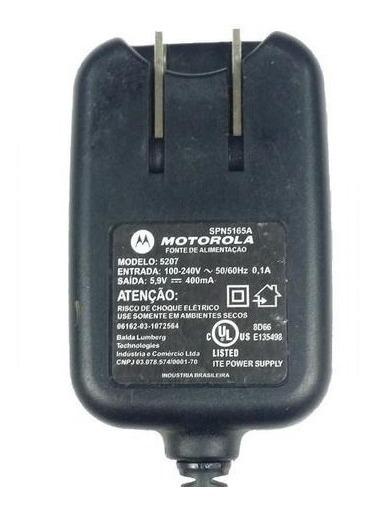 Fonte Para Telefone Motorola 5.9v Psm4940d 400ma .