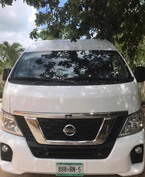 Nissan Urvan 2.5 15 Pas Amplia Aapack Seg Mt 2018