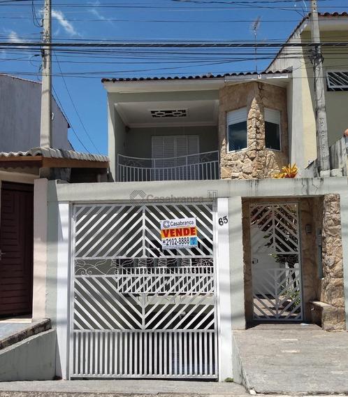 Sobrado À Venda, 270 M² Por R$ 440.000,00 - Jardim Prestes De Barros - Sorocaba/sp - So3742