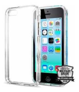 Funda Spiegen Ultra Hybrid iPhone 5c Original Crystal Clear!