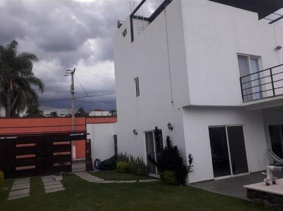 Casa En Renta Tonantzin, Jardines De Tlayacapan