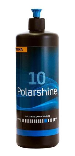 Polarshine Composto Polidor T10 1 Litro Médio Corte - Mirka