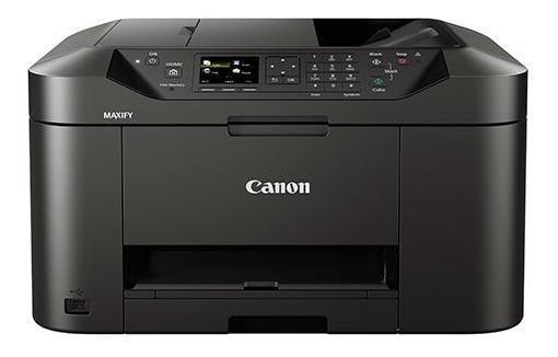 Multifuncional Canon Mb-2010 Nova Na Caixa
