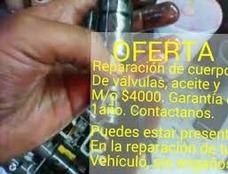 Reparacion De Cuerpos De Valvulas Bora Vectra Equinox Fusion