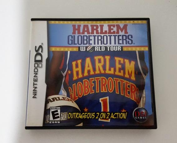 Harlem Globetrotters Nintendo Ds Dsi 3ds 2ds Envio R$ 12,00