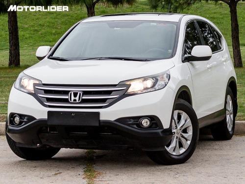 Honda Cr-v Exl At 4wd Extra Full 2.4 - Permuta / Financia