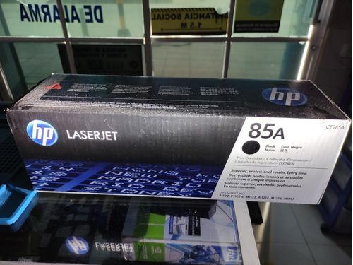 Imagen 1 de 1 de Tóner Hp Laserjet 85a Original Nuevo Sellado