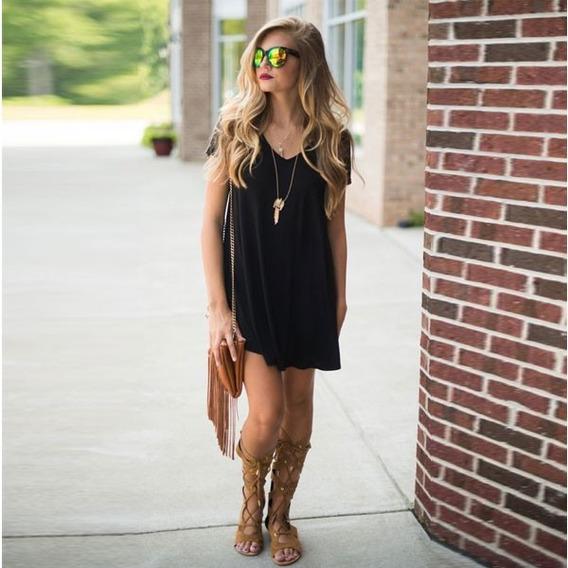 Vestido Elegante Dia Vestidos Femeninos Com O Melhores
