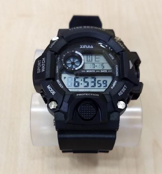Relógio Xinjia Digital A Prova D