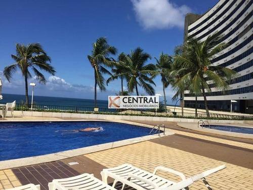 Apartamento Com 2 Dormitórios À Venda, 90 M² Por R$ 540.000,00 - Ondina - Salvador/ba - Ap2592