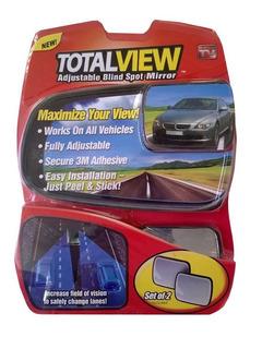 Espejos Ajustables Para Autos Total View