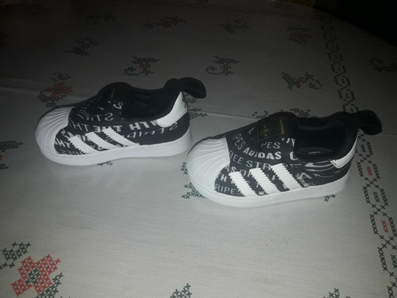 Zapatillas adidas Superstar Talle 22