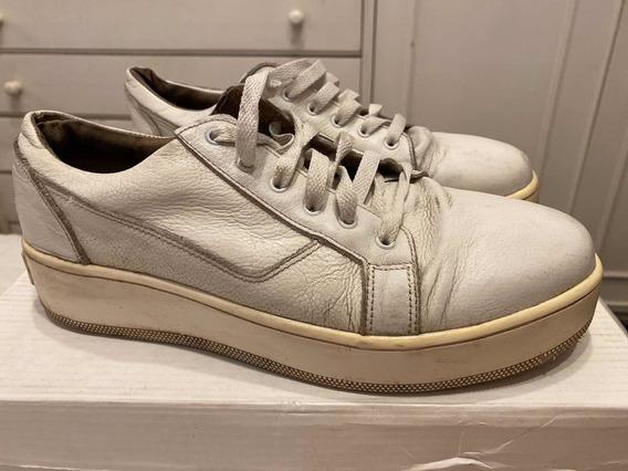 Zapatillas Blancas 39 Heyas
