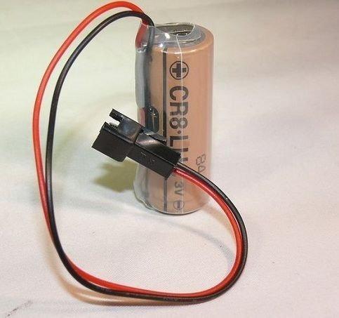 Bateria Cr8-lhc Fuji Fdk / Cr8-lhc 3v Lithium