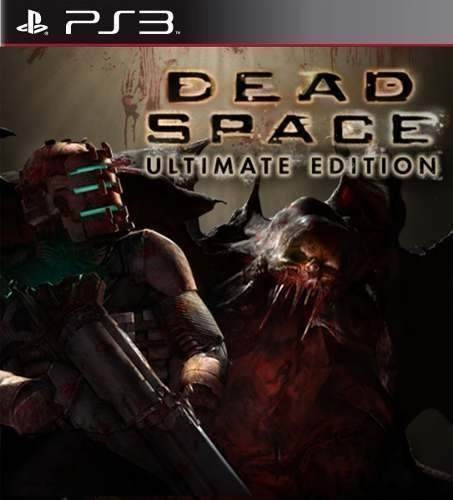Dead Space Ultimate + Dlcs - Jogos Ps3 Playstation 3 Psn