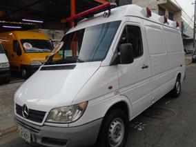 Sprinter Ambulância 2.2 Cdi 313 Montagem Uti, Ano: 2009/2010