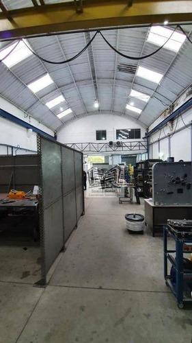 Imagem 1 de 14 de Galpão Para Alugar, 700 M² Por R$ 14.000,00/mês - Mooca - São Paulo/sp - Ga0172