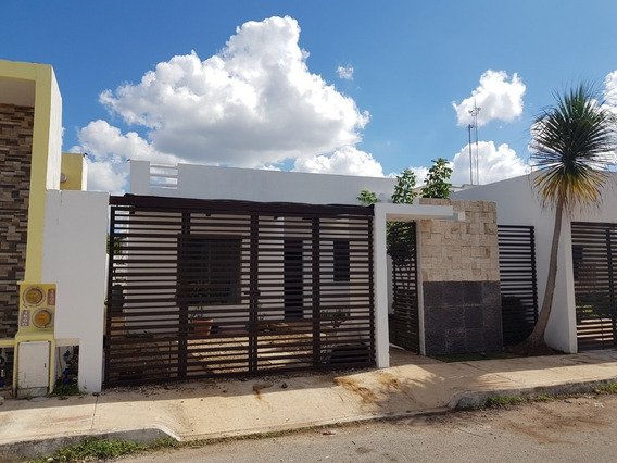 Casa Amueblada En Fraccionamiento Las Américas Ii