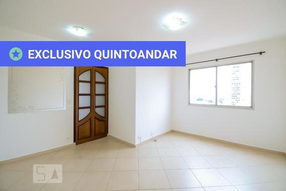 Apartamento No 3º Andar Com 2 Dormitórios E 1 Garagem - Id: 892982490 - 282490