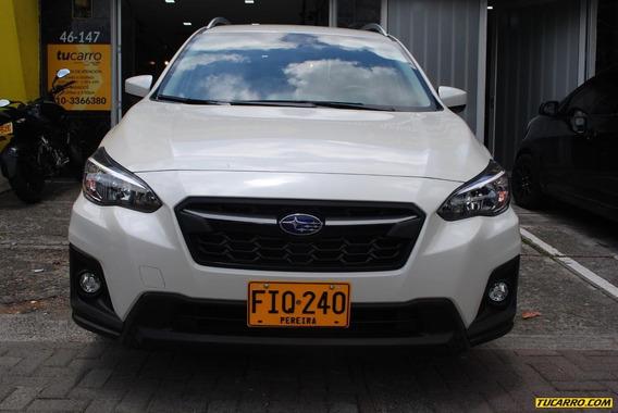 Subaru Xv Style