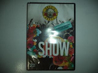 Dvd Guns N Roses Coleção Show (duplo)