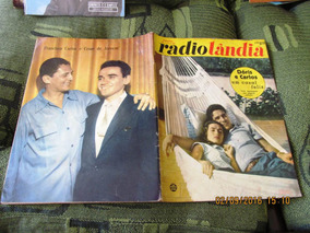 Radiolandia Doris Wilma Duran Carmelia Carmem Miranda Veiga