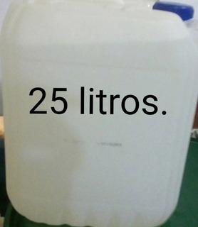 Aceite Mineral 25 Lts. Para Masajes, Humo, Electrónicos.