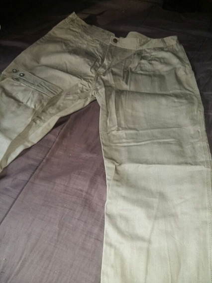 Pantalon Verde Ombu